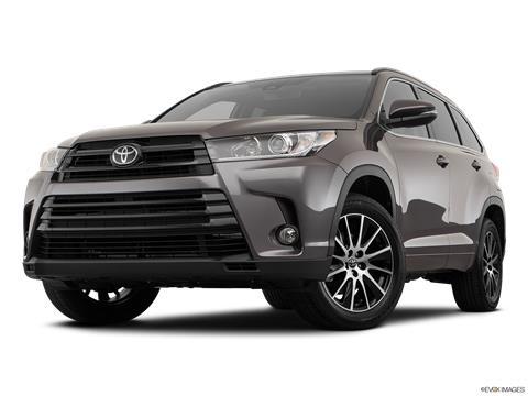 2019 Toyota Highlander photo