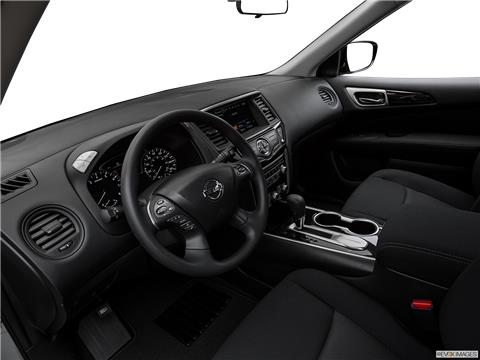 2019 Nissan Pathfinder photo