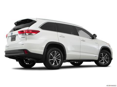 2019 Toyota Highlander Hybrid photo