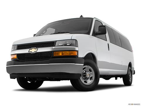 2019 Chevrolet Express Passenger photo