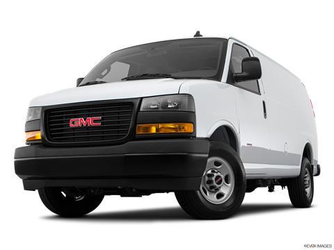 2019 GMC Savana Cargo photo