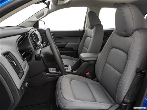 2020 Chevrolet Colorado photo
