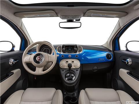 2019 FIAT 500 photo