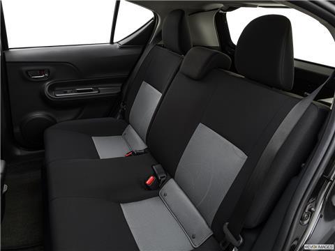2019 Toyota Prius c photo