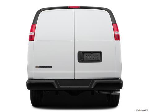 2020 Chevrolet Express Cargo photo