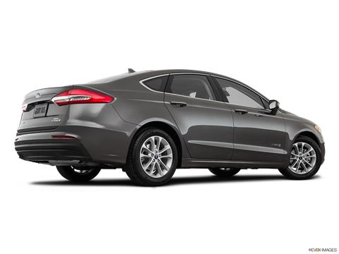 2019 Ford Fusion Hybrid photo