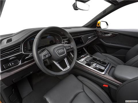 2019 Audi Q8 photo