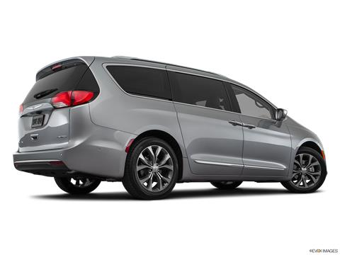 2020 Chrysler Pacifica photo