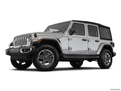 2020 Jeep Wrangler Unlimited photo