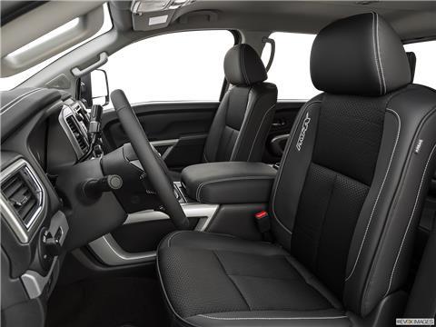 2019 Nissan Titan XD photo