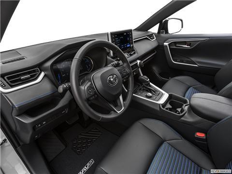 2019 Toyota RAV4 Hybrid photo