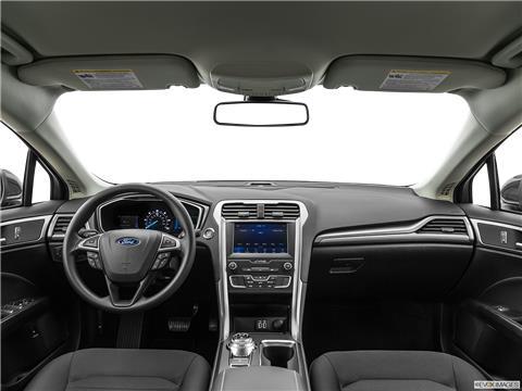 2020 Ford Fusion Hybrid photo