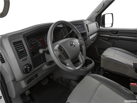 2020 Nissan NV Passenger photo