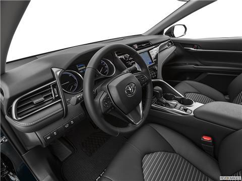 2020 Toyota Camry Hybrid photo