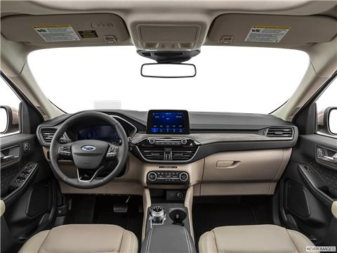 2020 Ford Escape Hybrid photo