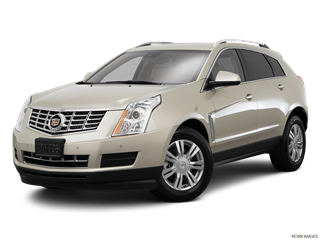 Certified Pre-Owned Cadillac SRX