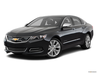 Certified Pre-Owned Chevrolet Impala