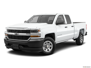 Certified Pre-Owned Chevrolet Silverado 1500 LD