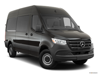2020 Mercedes-Benz Sprinter Crew