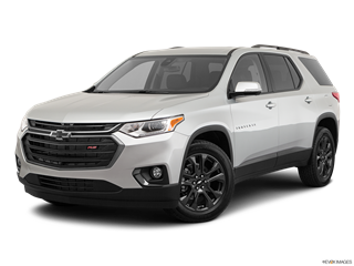 Certified Pre-Owned Chevrolet Traverse