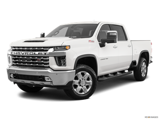 Certified Pre-Owned Chevrolet Silverado 2500HD