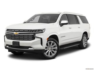Certified Pre-Owned Chevrolet Suburban
