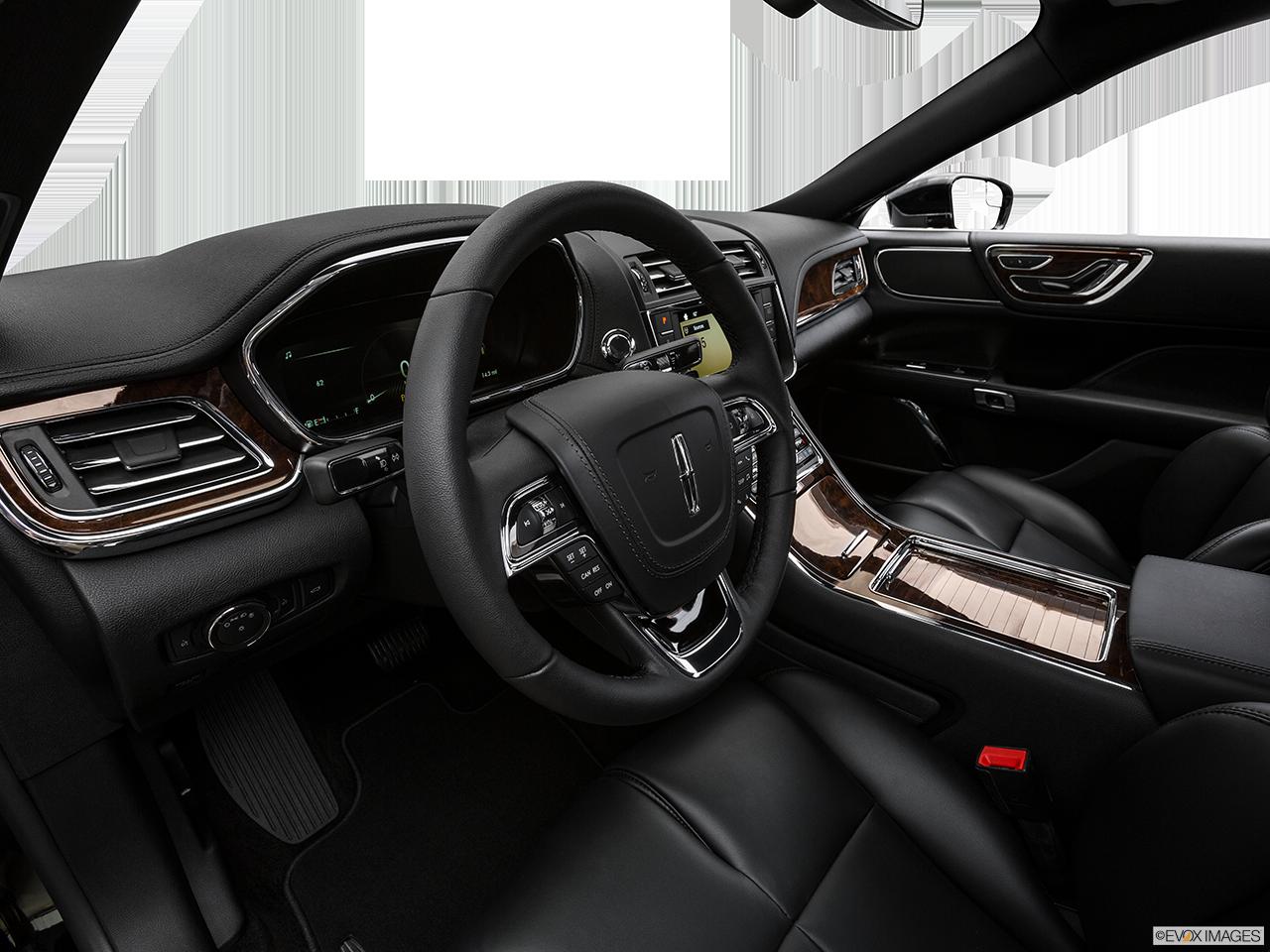 2019 Lincoln Continental photo