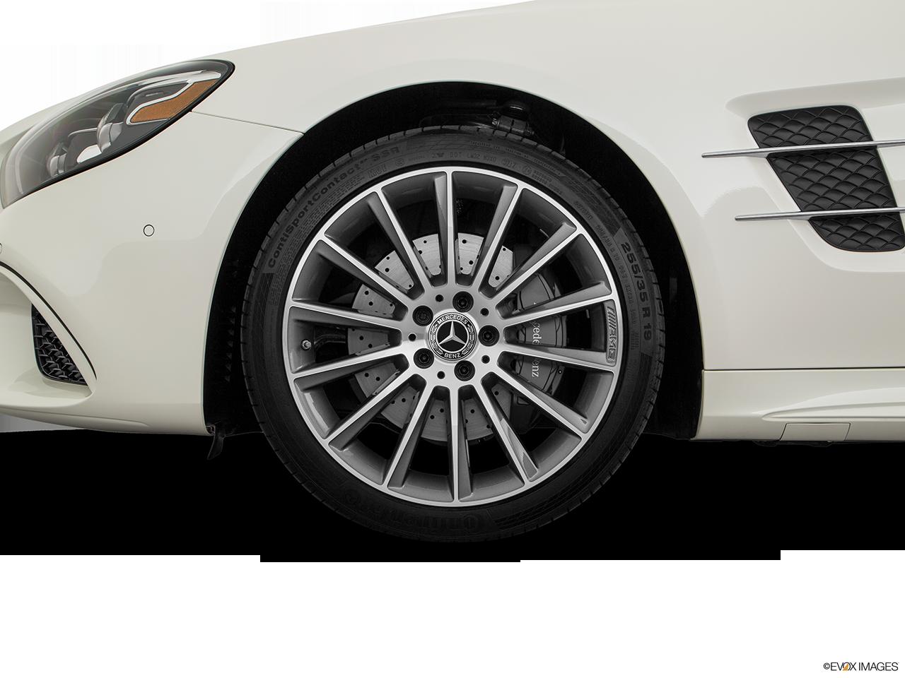 2019 Mercedes-Benz SL-Class photo