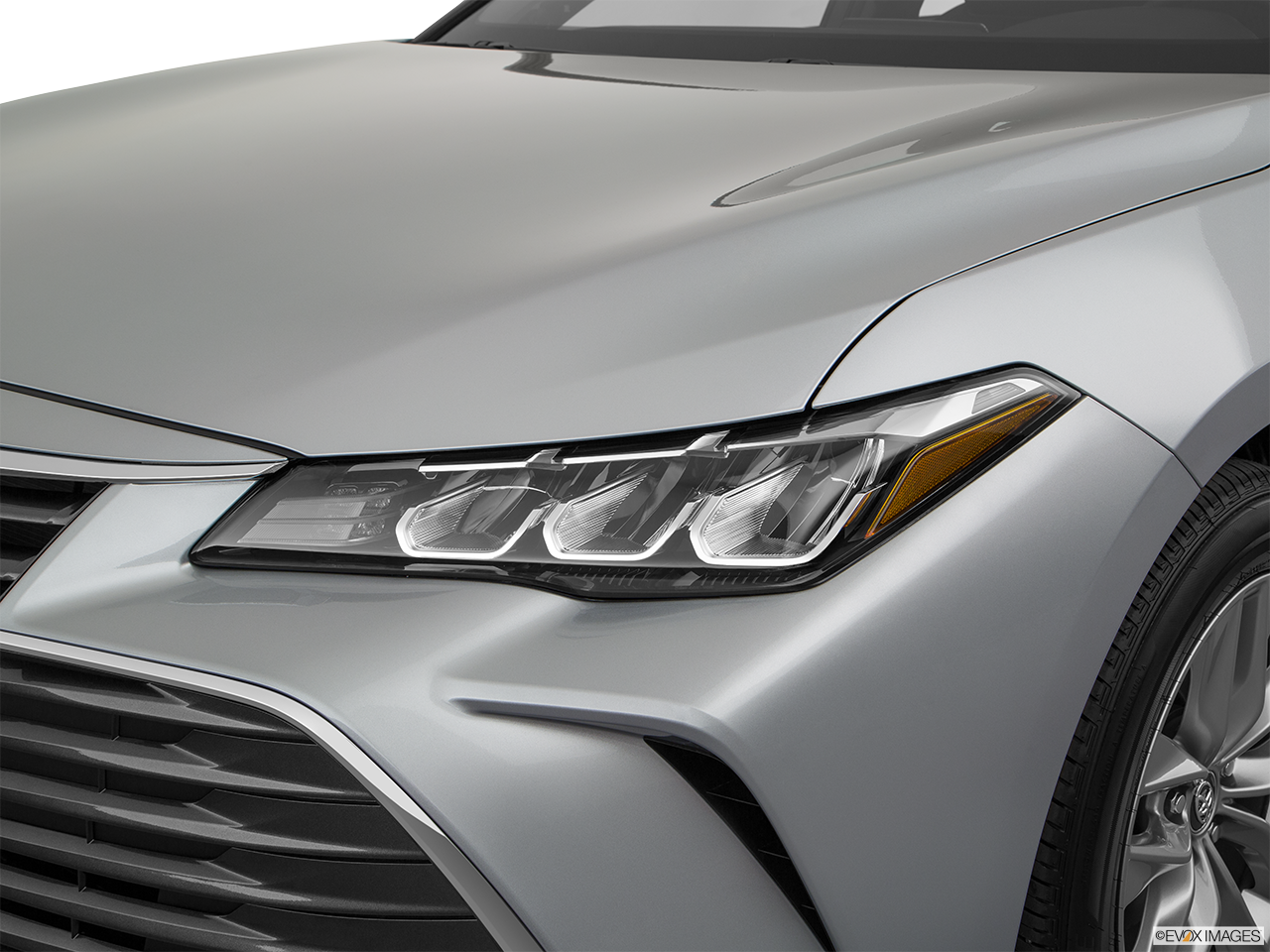 2020 Toyota Avalon Hybrid photo