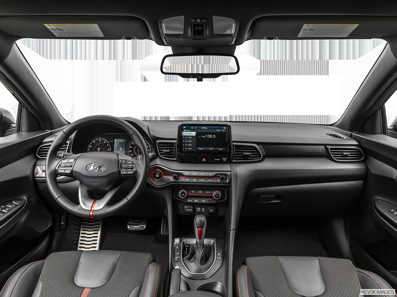 2019 Hyundai Veloster N photo