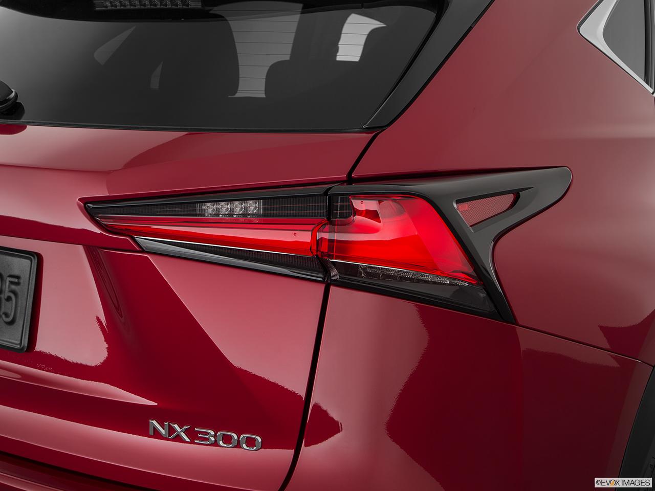 2020 Lexus NX 300 photo