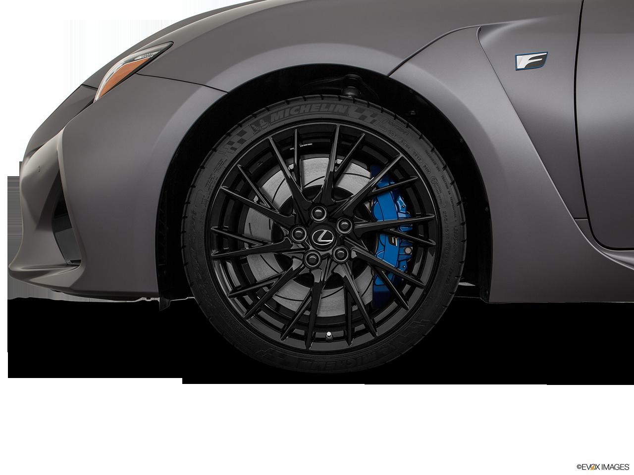 2020 Lexus RC F photo