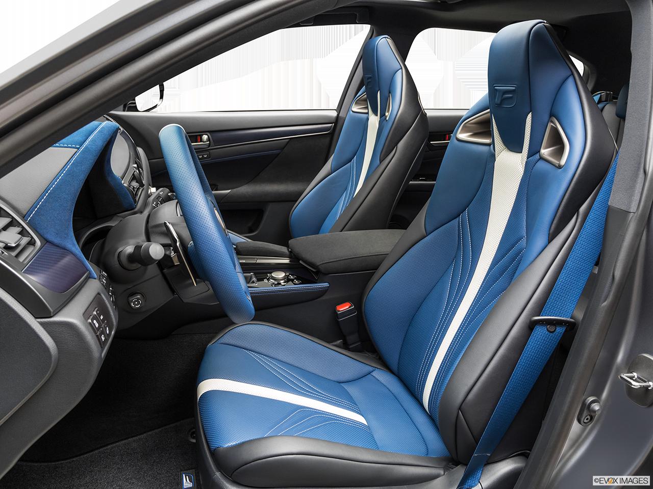 2020 Lexus GS F photo