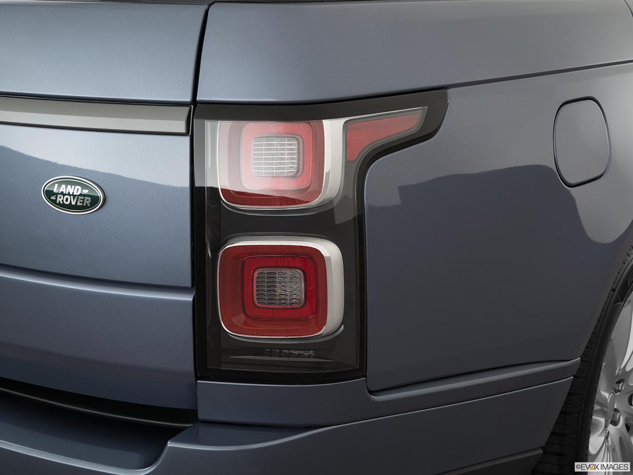 2019 Land Rover Range Rover photo