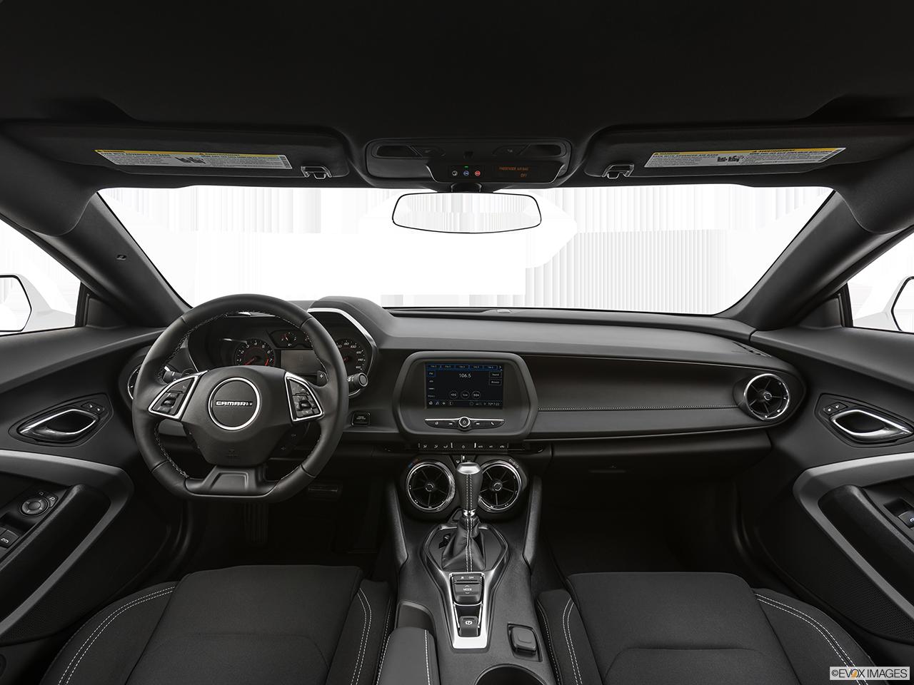 2020 Chevrolet Camaro photo