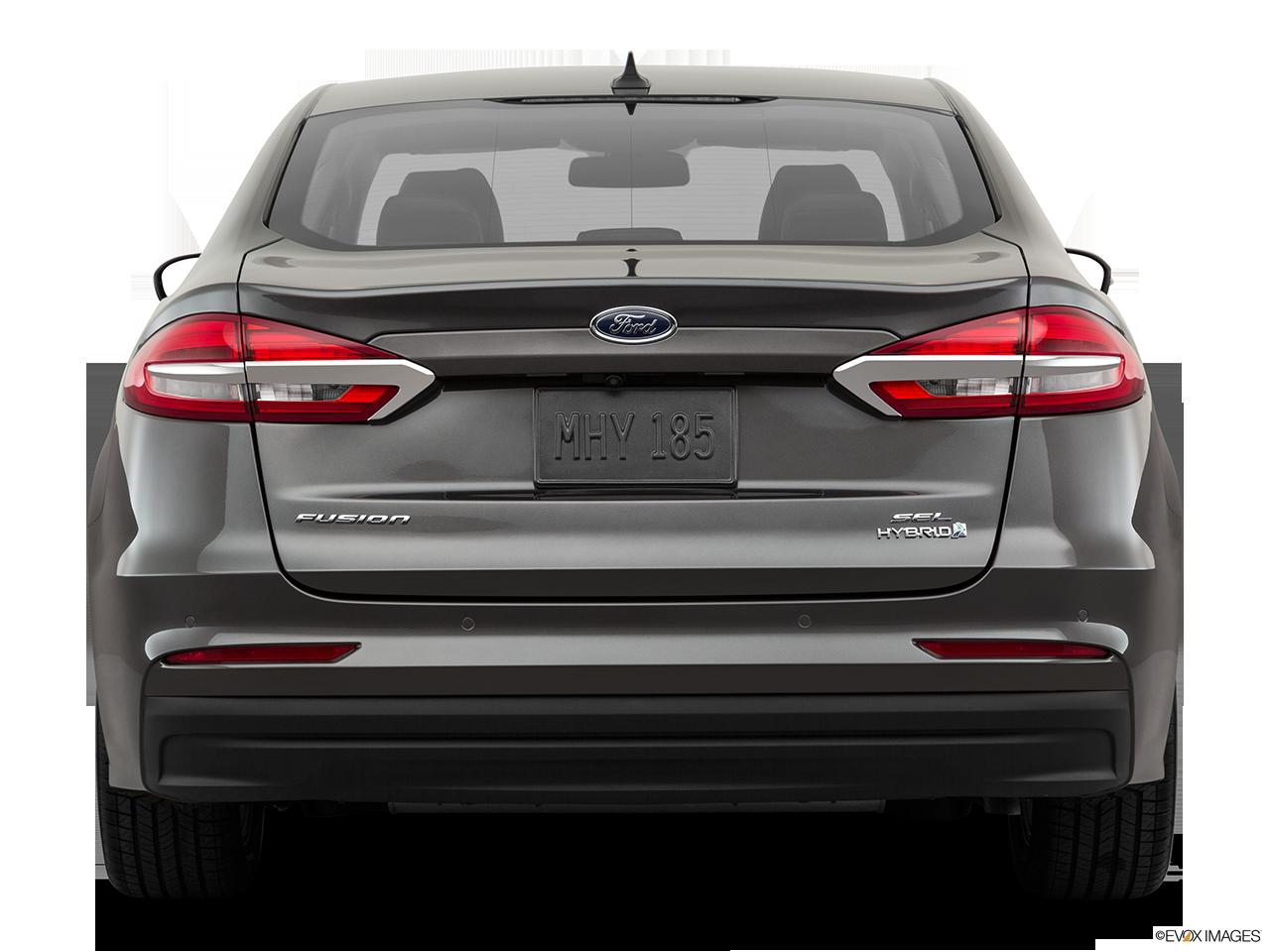 2019 Ford Fusion Hybrid photo