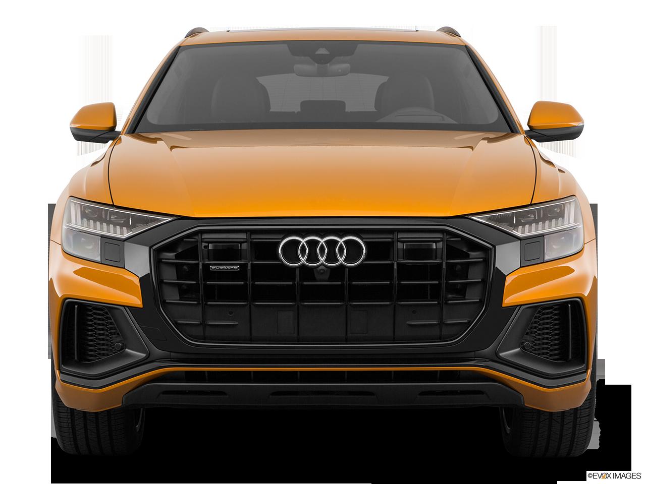 2020 Audi Q8 photo