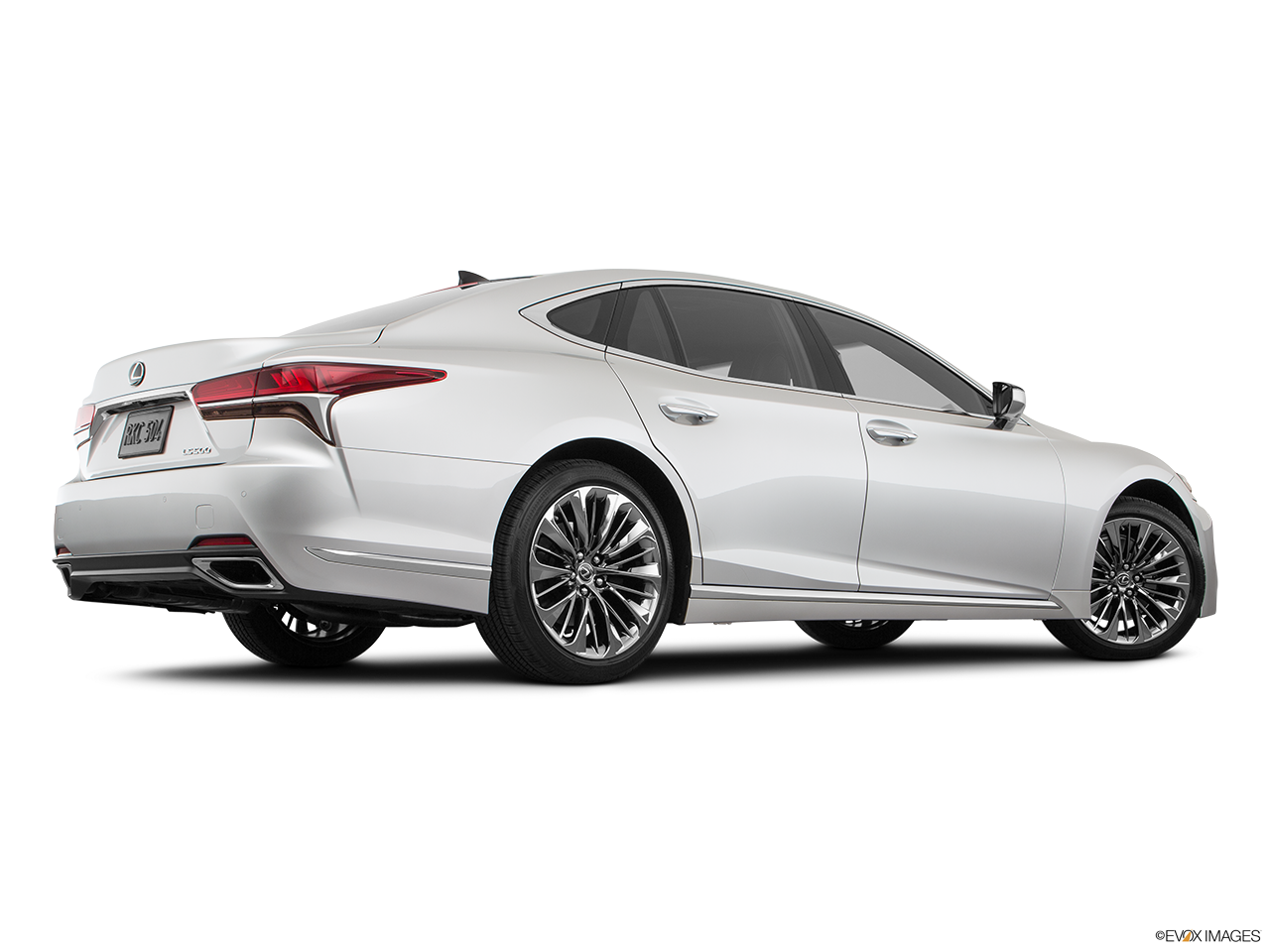 2020 Lexus LS 500 photo