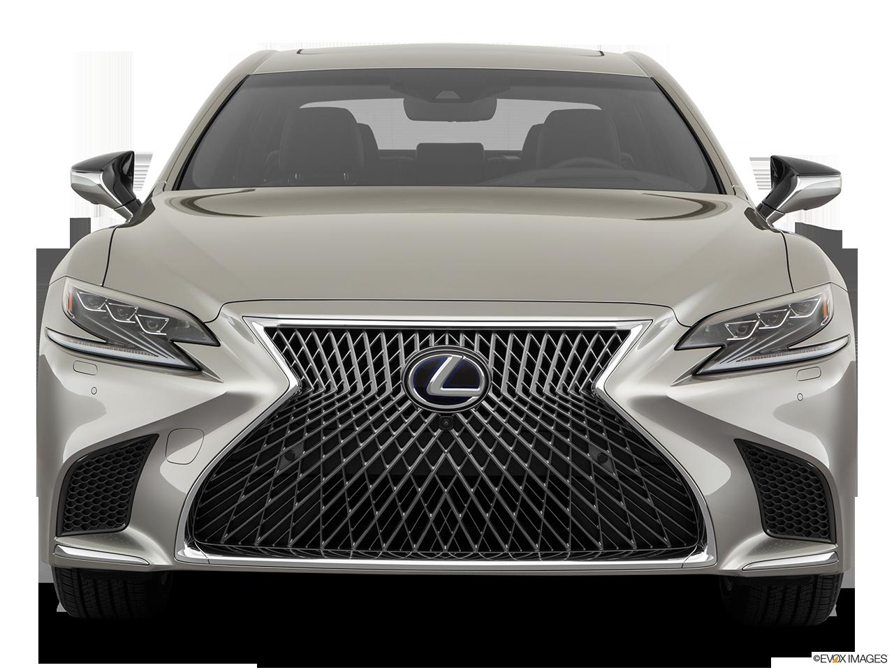 2020 Lexus LS 500h photo