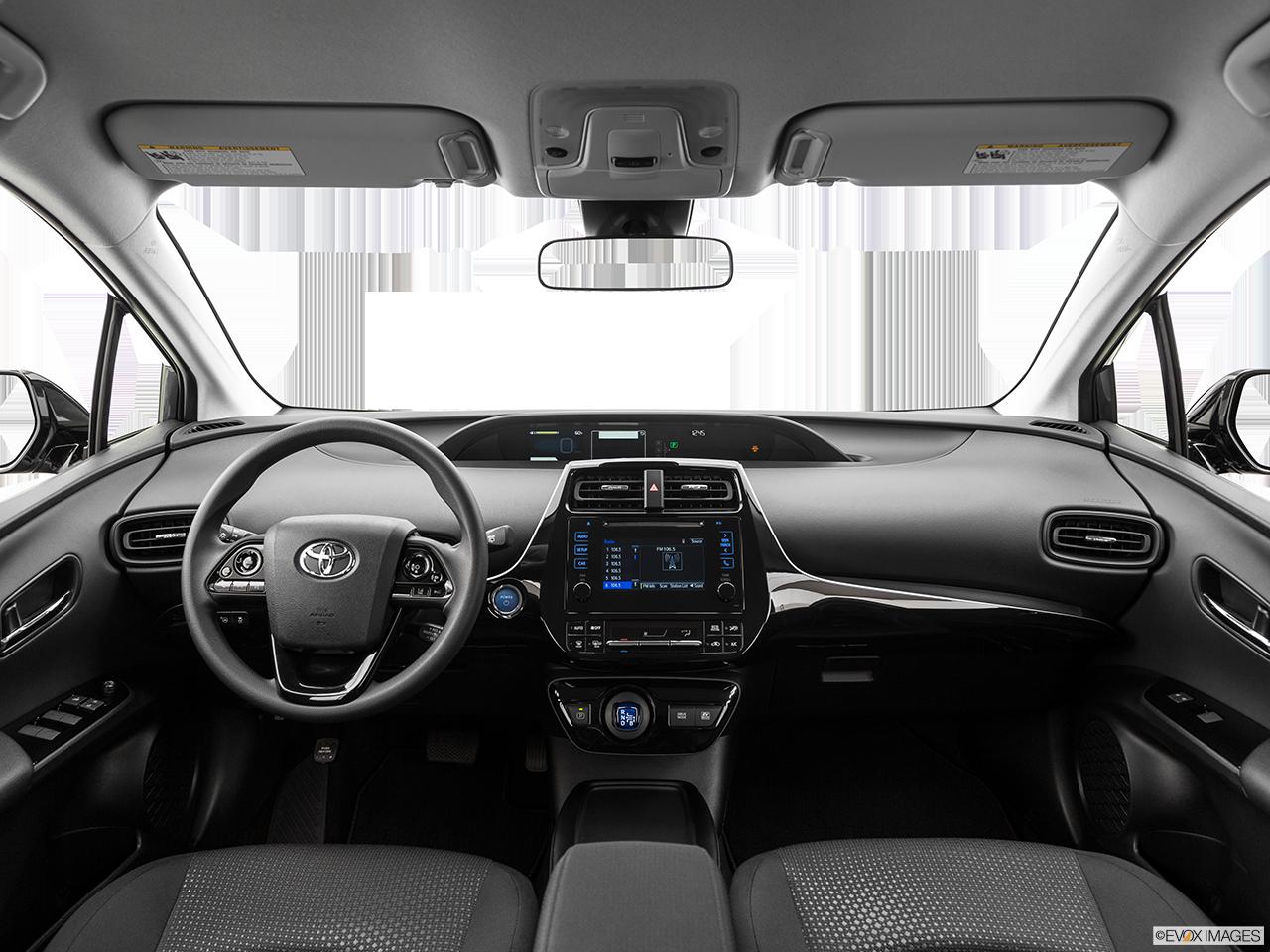 2019 Toyota Prius photo