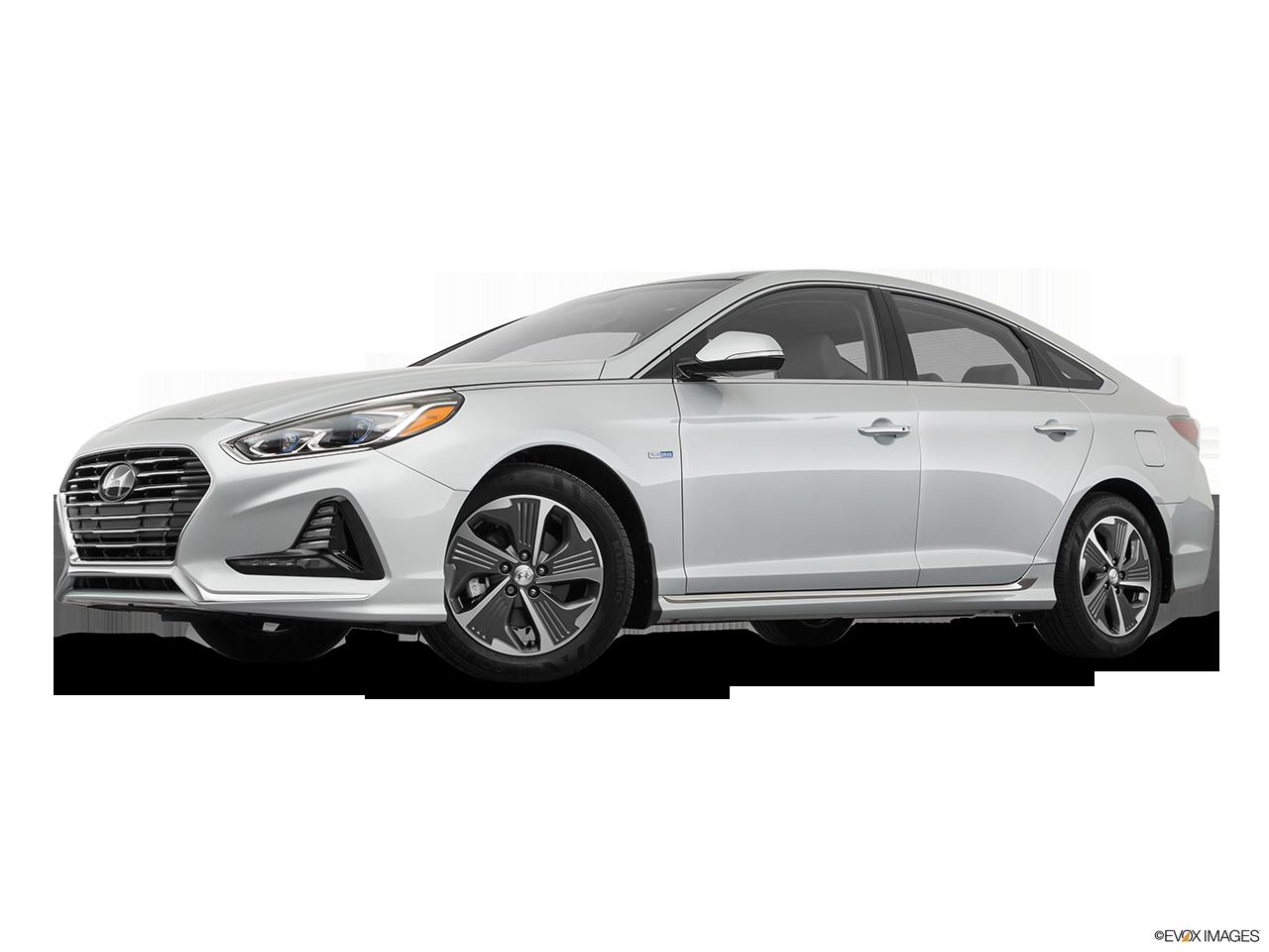 2019 Hyundai Sonata Hybrid photo