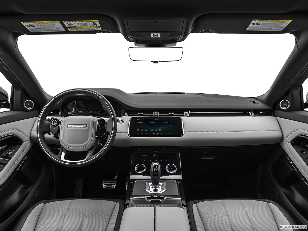 2020 Land Rover Range Rover Evoque photo