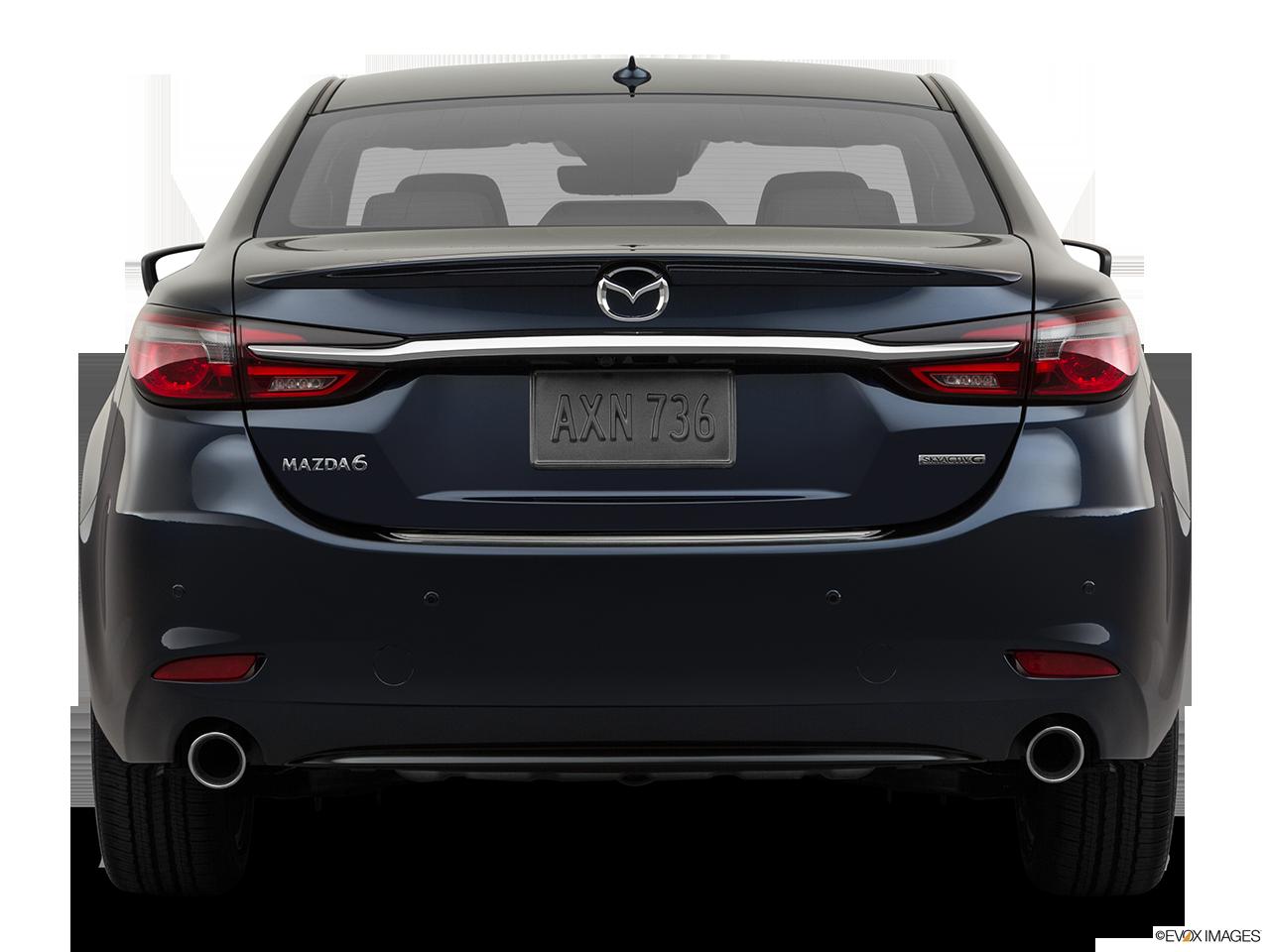 2019 Mazda Mazda6 photo