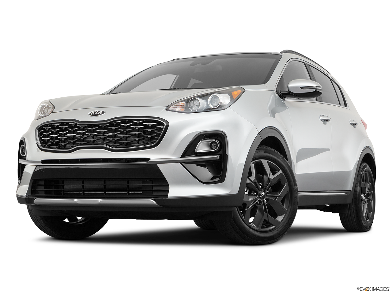 2020 Kia Sportage photo