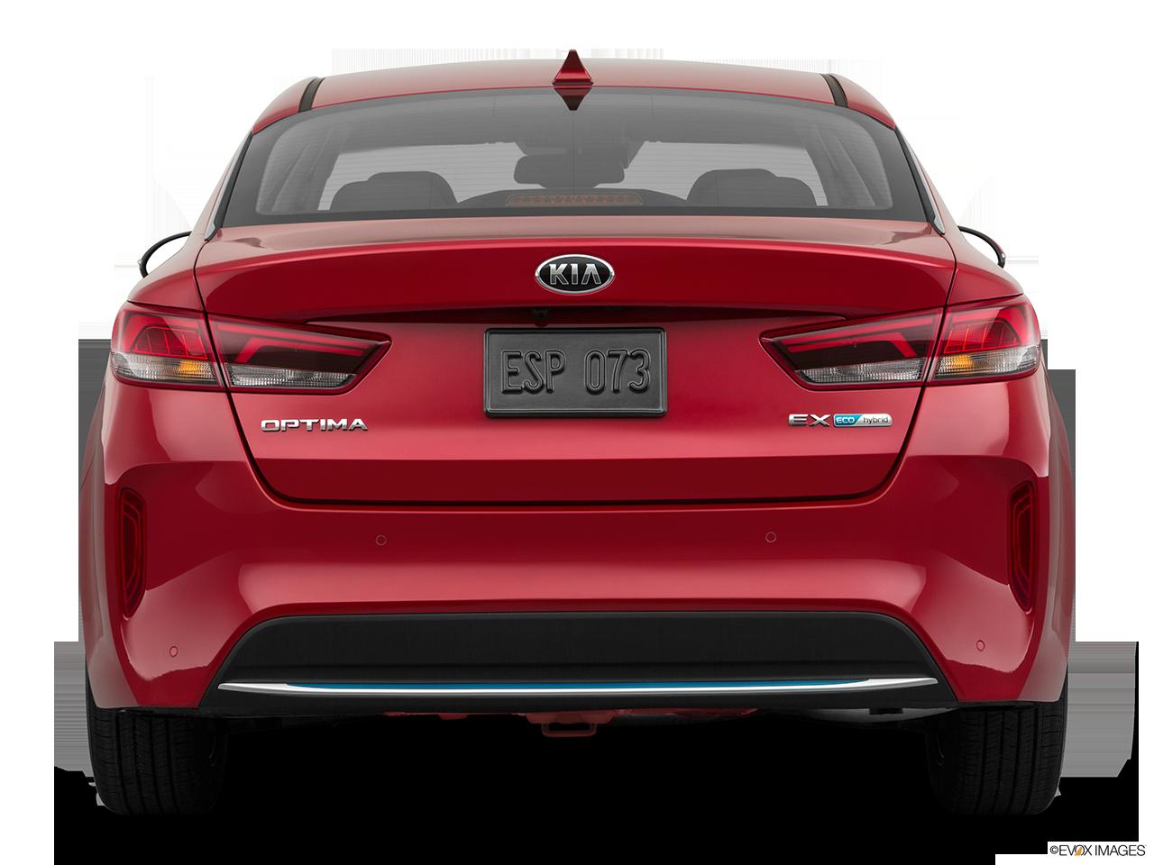 2020 Kia Optima Hybrid photo