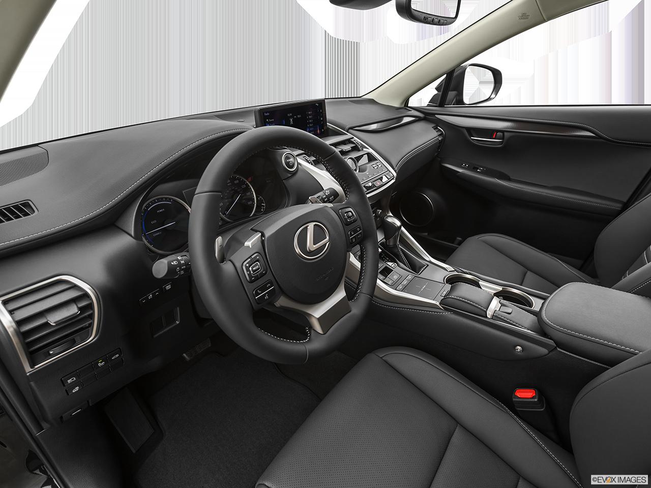 2020 Lexus NX 300h photo