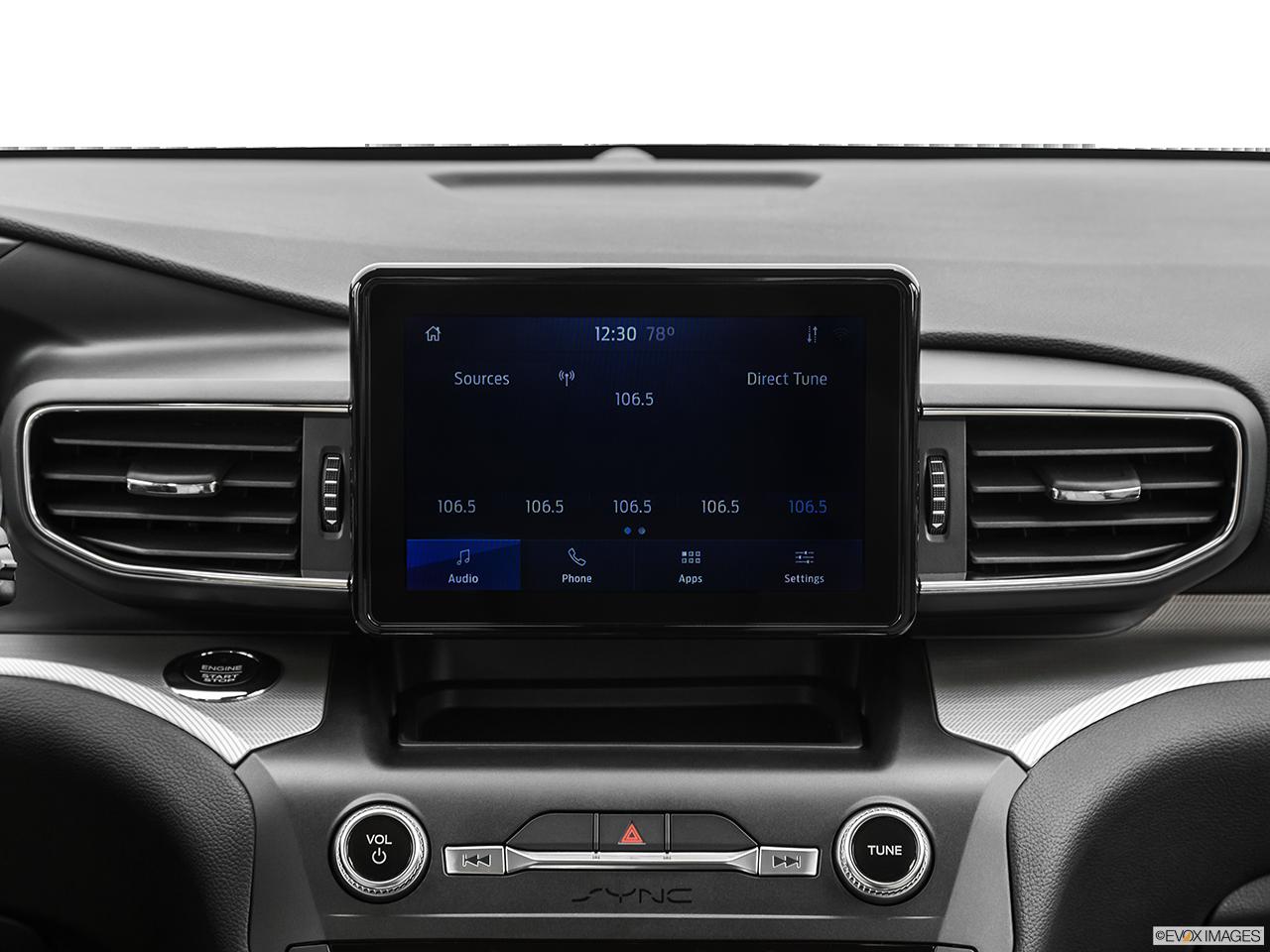 2020 Ford Explorer photo