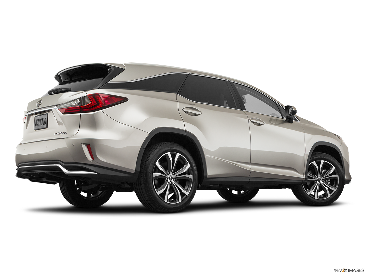 2020 Lexus RX 350L photo