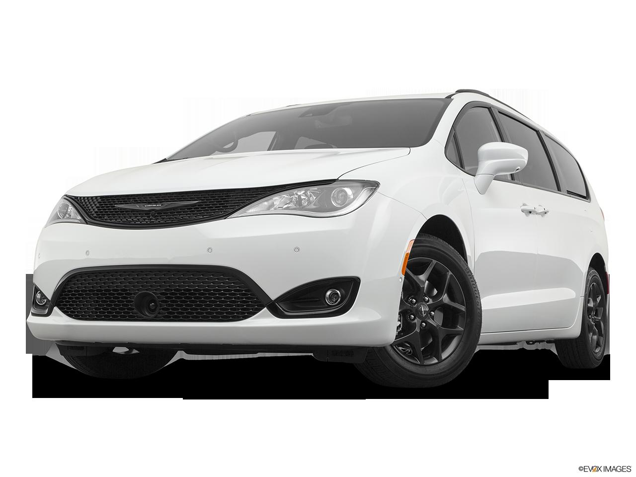 2021 Chrysler Pacifica photo