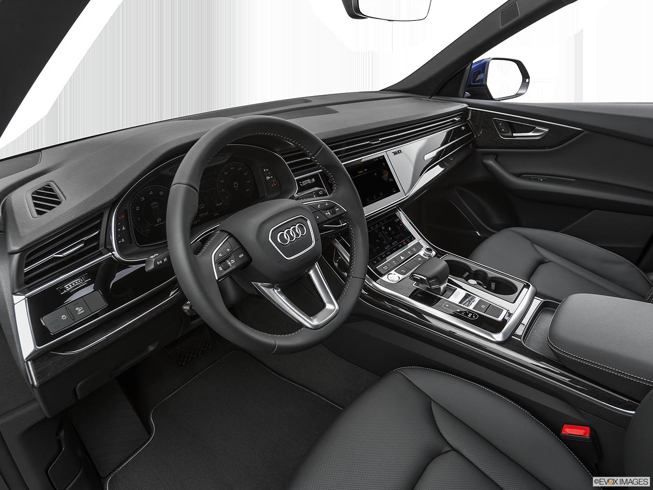 2021 Audi Q8 photo